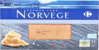 Saumon fumé Norvège - Prodotto - fr