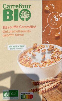 Blé soufflé Caramélisé - Produit - fr