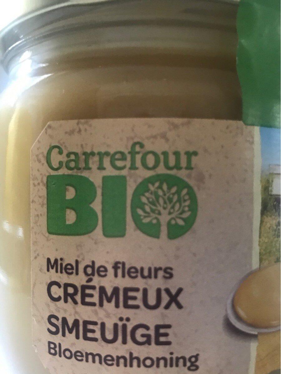 Miel de fleurs cremeux - Produit - fr