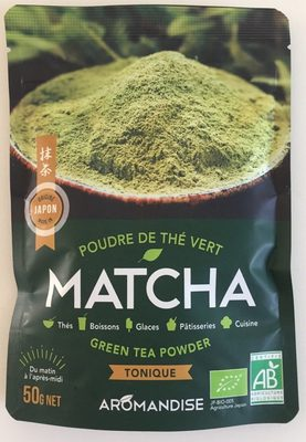 Poudre de Thé Vert Matcha - Product