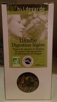 Tisane digestion légère - Produkt - fr
