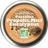 Pastilles Propolis, Miel, Eucalyptus - Product