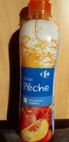 Sirop pêche - Product