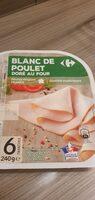 Blanc de poulet doré au four - Prodotto - fr