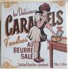 Les Délicieux Caramels tendres au beurre salé - Product