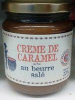 Crème De Caramel Au Beurre Salé 150 - Product