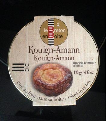 Kouign-Amann - Produit - fr