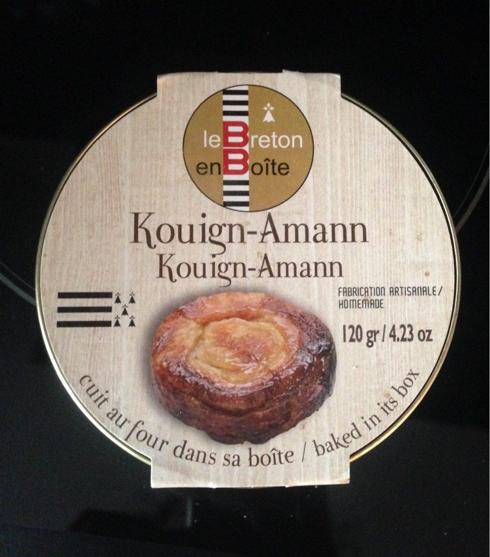 Kouign-Amann - Produit
