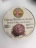 Gâteau Breton (au Chocolat) - Produit - fr
