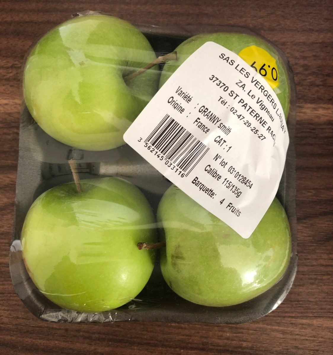 Pomme Granny Smith - Product