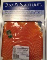 Saumon ecossais - Produit - fr