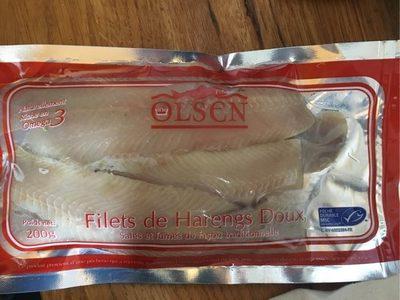 Filets de Harengs Doux - Produit - fr
