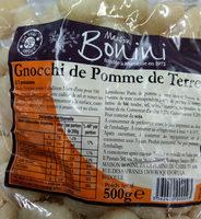 Gnocchi de pomme de terre BONINI - Product