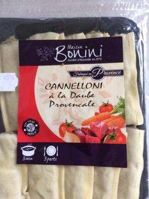 Cannelloni a la daube - Produit