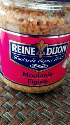 Moutarde Aux Figues - Product