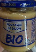 Moutarde de Dijon Bio - Produkt - fr