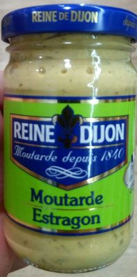 Moutarde Estragon - Produit - fr