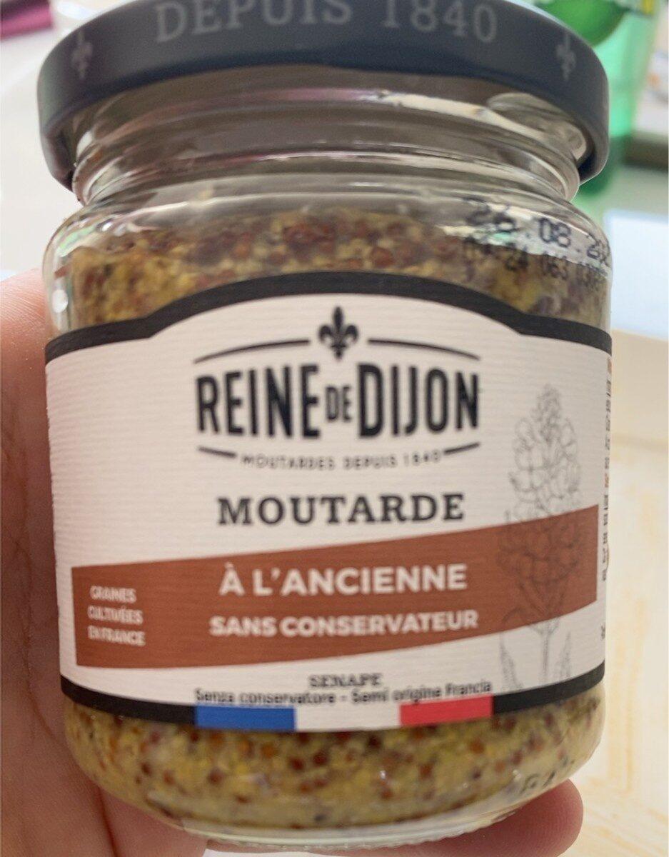 Moutarde à l'ancienne - Product - fr