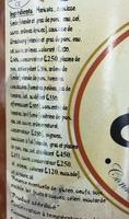 Cassoulet - Recette du Nord - Ingredients