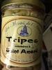 Tripes cuisinées à saint Amand  - Produit