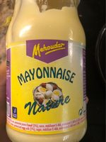 Mayonnaise Mehoudar Nature - Product - fr