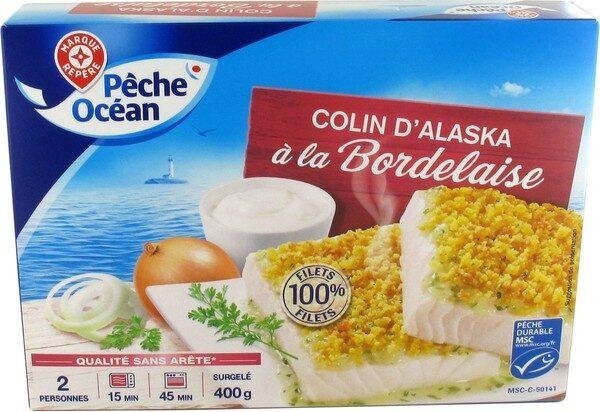Colin d'Alaska à la Bordelaise - Produkt - fr