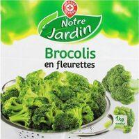 Brocolis en fleurette surgelés - Produit - fr