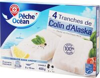 Filets de colin d'Alaska - Produit - fr