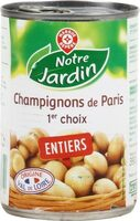 Champignons de Paris entiers - Product - fr