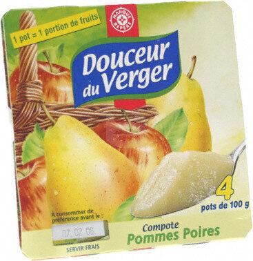 Spécialité fruits pom poire - Produit - fr