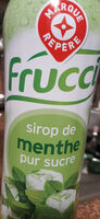 Sirop de menthe - Produit - fr