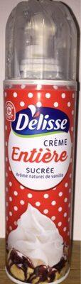 Crème sucrée - Product - fr