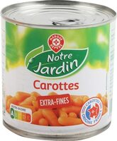 Carottes - Produit - fr