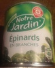 Épinards en branches - Product