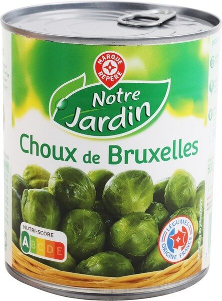 Choux de bruxelles 4/4 - Produit - fr