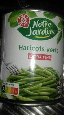 Haricots verts extra fins 4/4 - Produit - fr