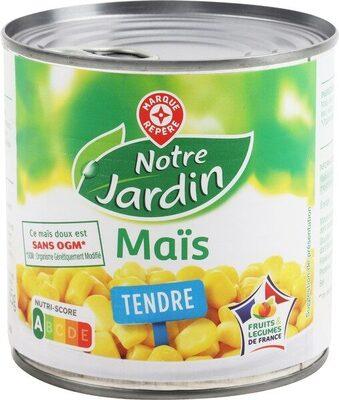 Maïs doux - Product