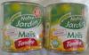 Maïs tendre - Produit