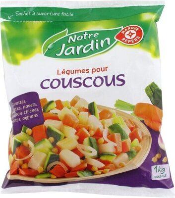 Légumes pour Couscous - Prodotto - fr