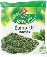 Epinards hâchés - Product
