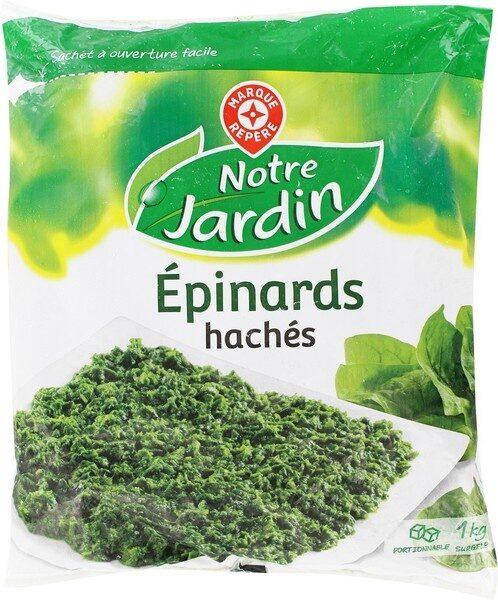 Epinards hâchés - Produit - fr