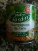 Marque Repère - Notre Jardin - Champignons de Paris (Pieds et Morceaux) - Product