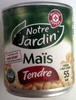 Maïs Tendre - Product