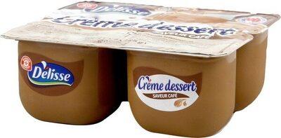Crème dessert au café - Produit - fr