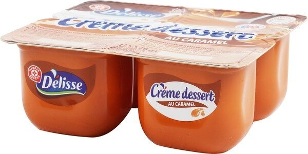 Crème dessert caramel - Product - fr