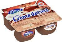 Crème dessert au chocolat - Produit - fr