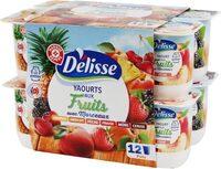 Yaourt aux fruits - Product - fr