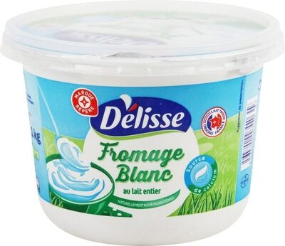 Fromage blanc nature 7,6 % - Product