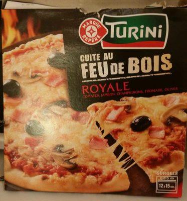 Royale cuite au feu de bois turini 440 g - Cuisine turini ...