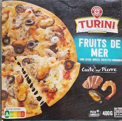 Pizza aux fruits de mer - Produit - fr
